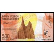 500 ариари 2017 год.Мадагаскар
