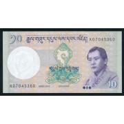 10 нгултрум 2013 год.  Бутан