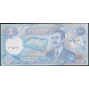 100 динар 1994  год.  Ирак