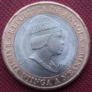 20 кванза  2014 год. Ангола
