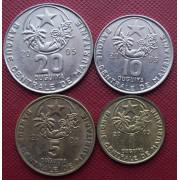 Набор монет  Мавритания 2003-2005 г.г