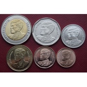 Набор монет  Тайланд 2018 год