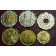Набор монет  Египет