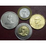 Набор монет  Доминикана