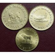 Набор монет  Македония