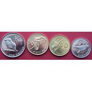 Набор монет  Замбия 2012 год