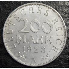 200 марок 1923 год
