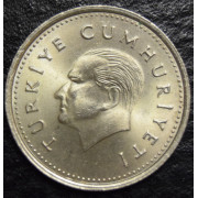 1000 лир 1991 год  Турция