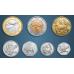 Набор монет  Ботсваны 2013 год