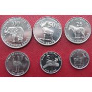 Набор монет  Эритреи
