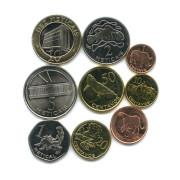 Набор монет  Мозамбика  2006 год