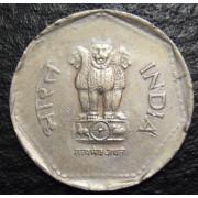 1 рупия 1989 год Индия