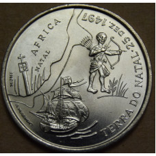 200 эскудо 1998 год . Путешествие Васко да Гамы в Индию 1498 года - Южная Африка, Наталь