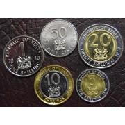 Набор монет Кении
