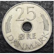 25 эре 1973 год   Дания