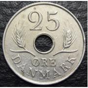 25 эре 1967 год   Дания