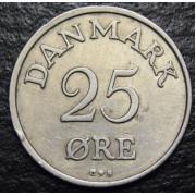25 эре 1956 год Дания