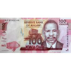 100 квача 2012г Малави