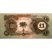 1 фунт 1968-69г Биафра