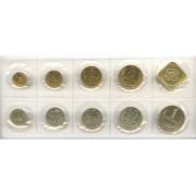 Набор монет 1989 год  ММД