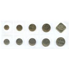 Набор монет 1989 год  ЛМД