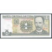 1 песо 2011 год .  Куба