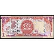 1 доллар 2006 год . Тринидад и Тобаго