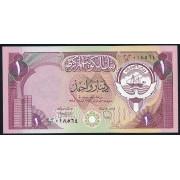1  динар 1980 год . Кувейт