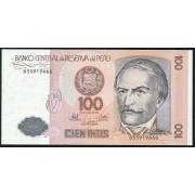 100 инти 1987  год . Перу