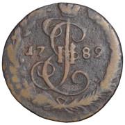 Денга 1789 год