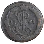 Денга 1767 год