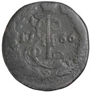 Денга 1766 год