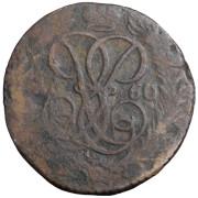 Денга 1760 год