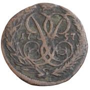 Денга 1757 год