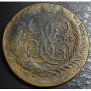 2 копейки 1759 год