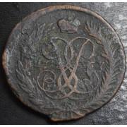 2 копейки 1757 год
