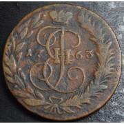 2 копейки 1763  год .ММ