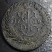 2 копейки 1778 год  ЕМ