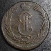 2 копейки 1776  год . Сибирская монета
