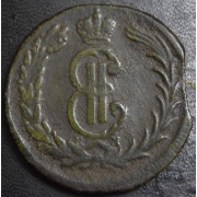 2 копейки 1773  год . Сибирская монета
