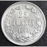 25 пенни 1916 год