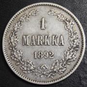 1 марка  1892 год