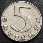 5  грош 1931 год . Австрия