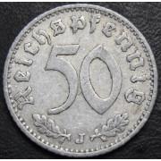 50 рейхспфеннигов 1935 год (J) . Германия