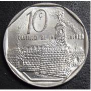 10 сентаво 2009 год.Куба
