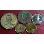 Набор монет Бруней 2008 - 2011 г.г