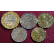 Набор монет  Бахрейн 2010 - 2012 г.г