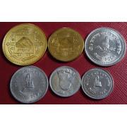 Набор монет  Непал
