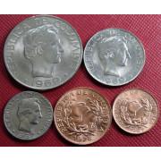 Набор монет Колумбия