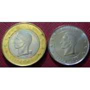 Набор монет  Венесуэла 2018 год